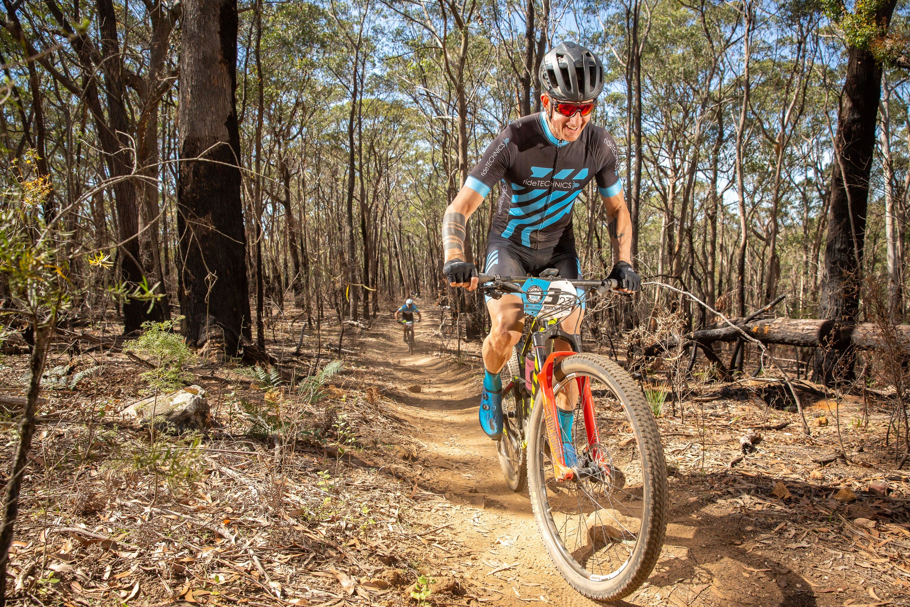 Shimano Mountain Bike Grand Prix Race Six Kempsey - WA Accommodation