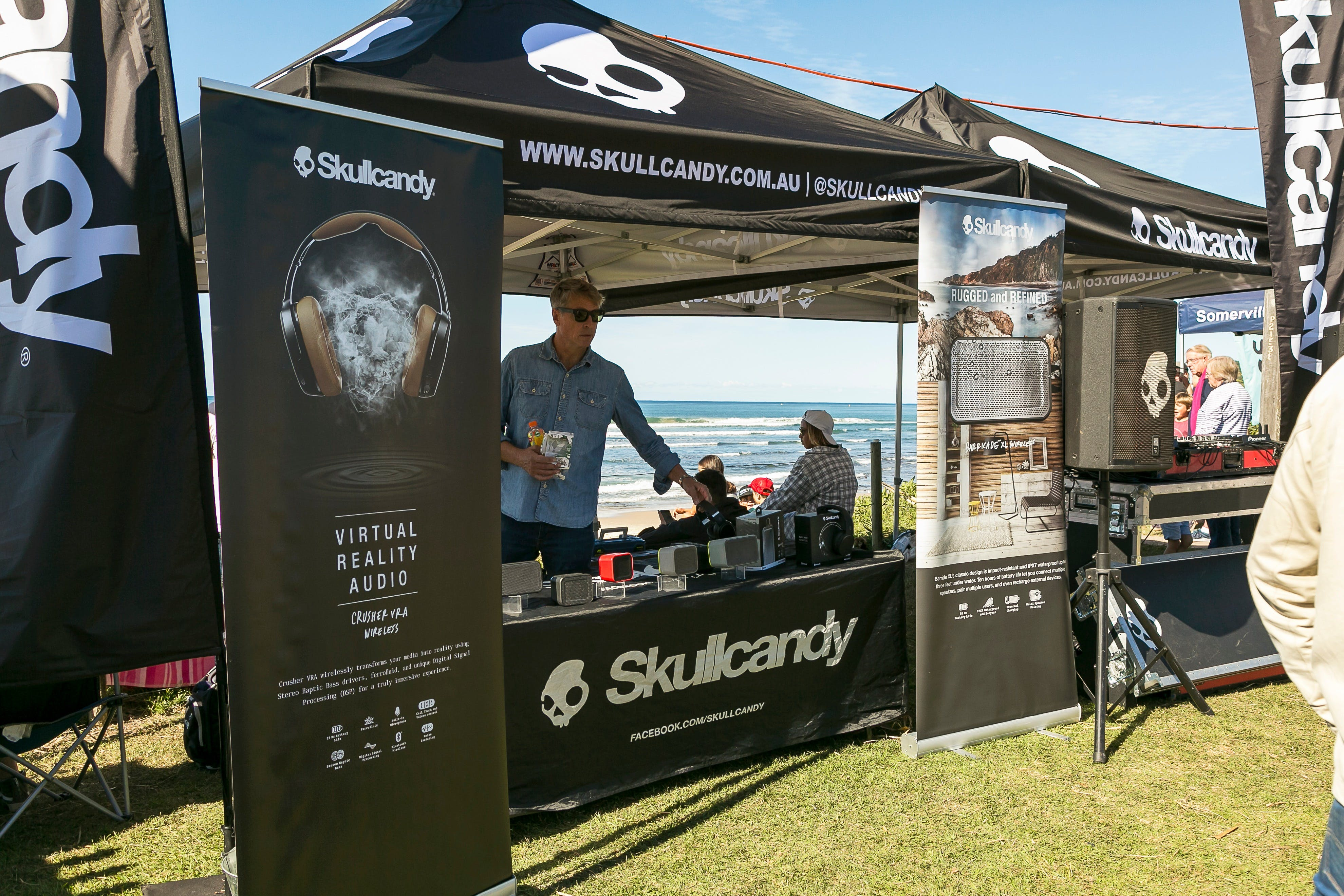 Skullcandy Oz Grom Open - WA Accommodation