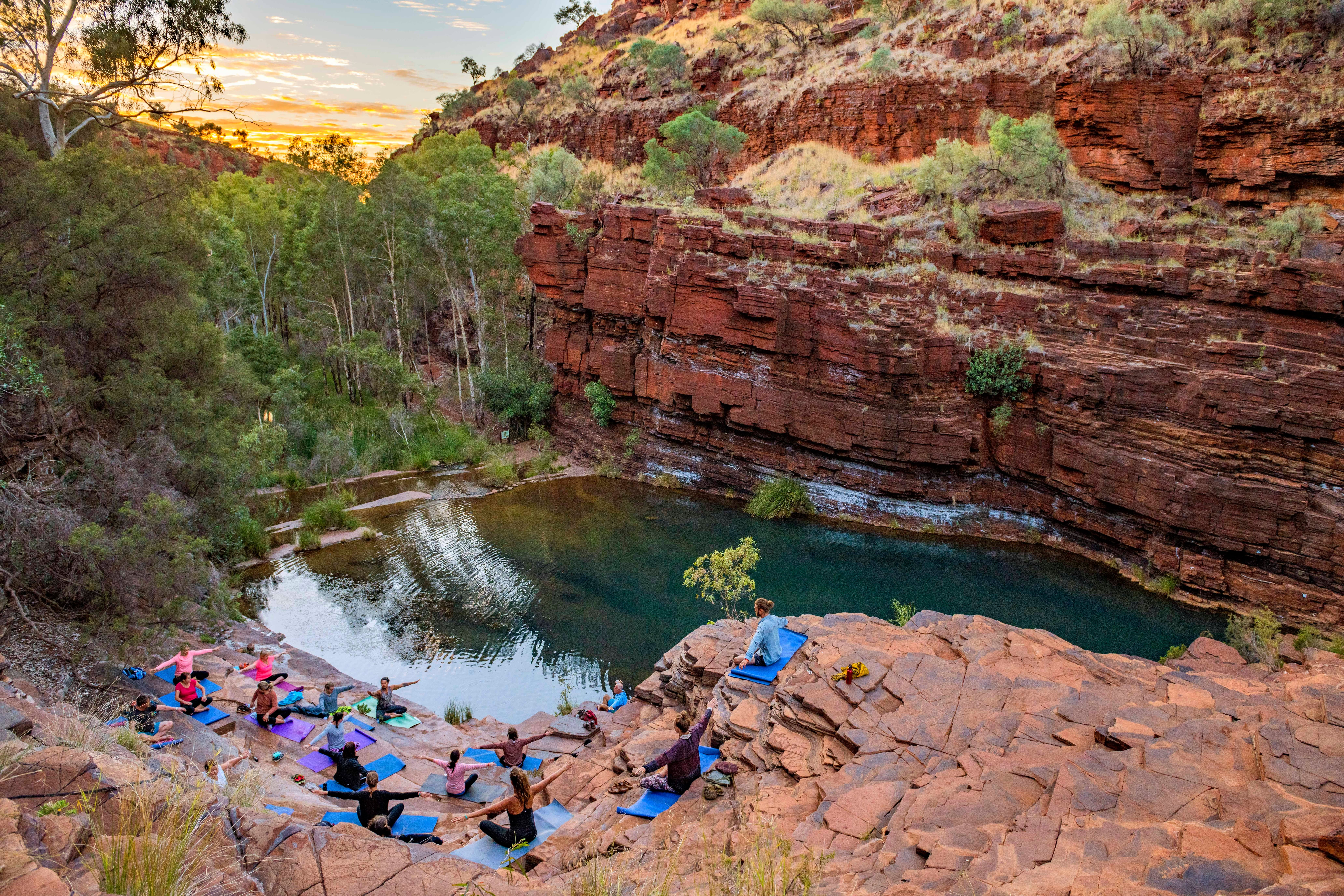 The Karijini Experience - WA Accommodation