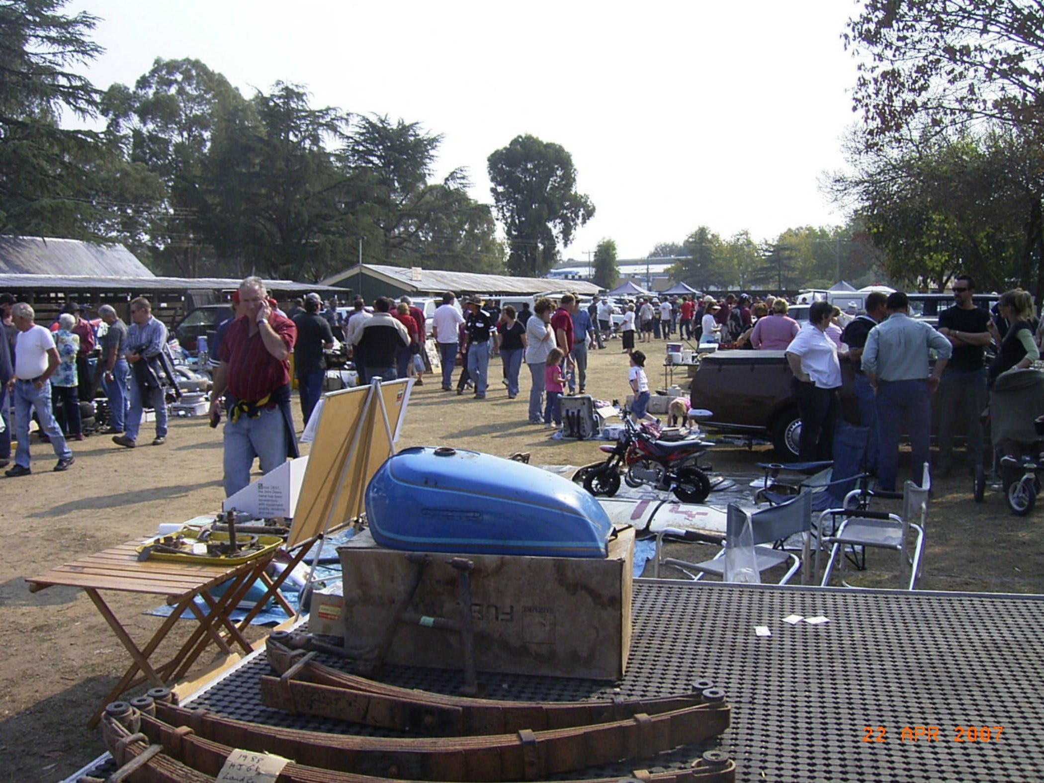 Wangaratta Swap Meet and Collectables Market - WA Accommodation