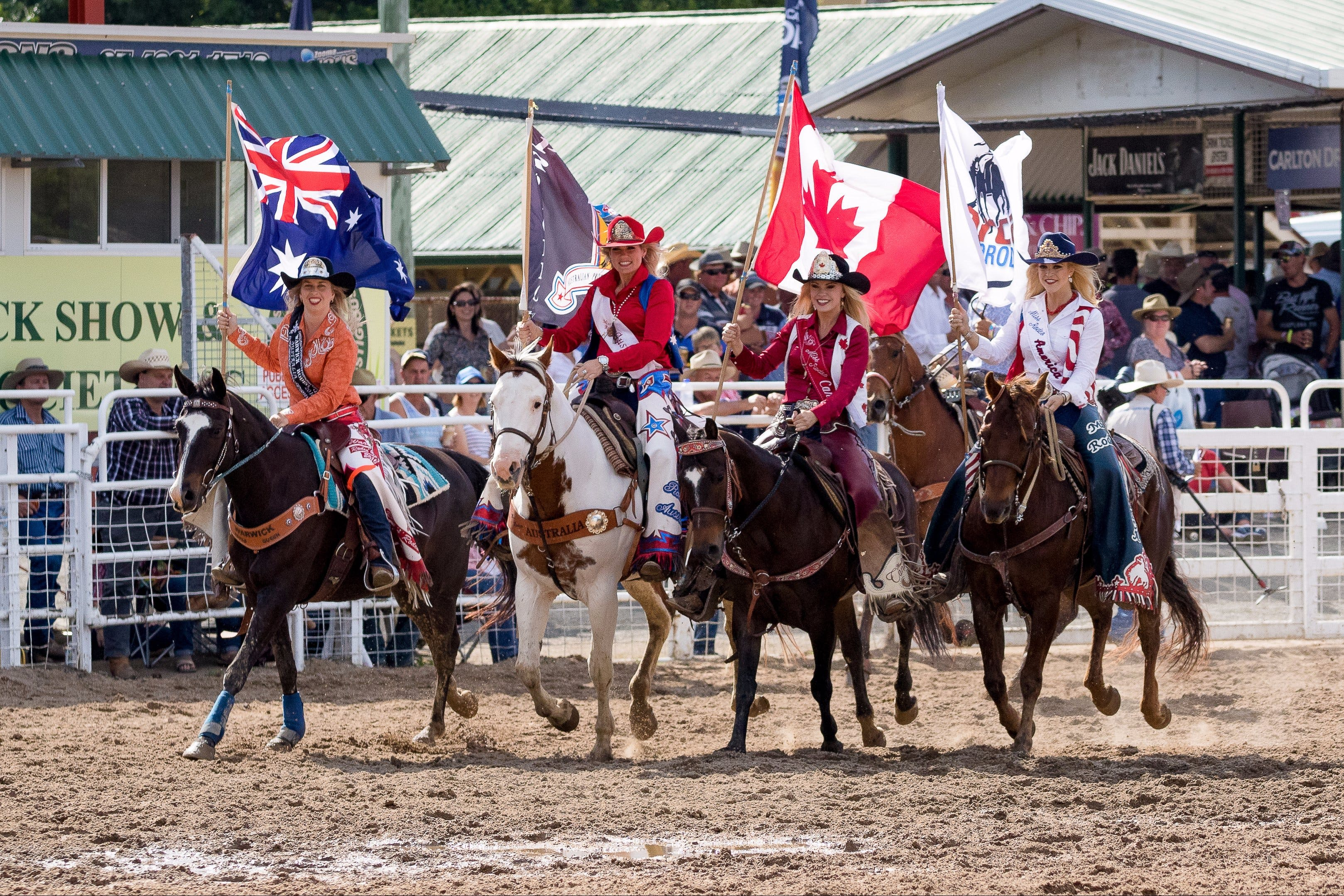 Warwick Rodeo National APRA National Finals and Warwick Gold Cup Campdraft - WA Accommodation