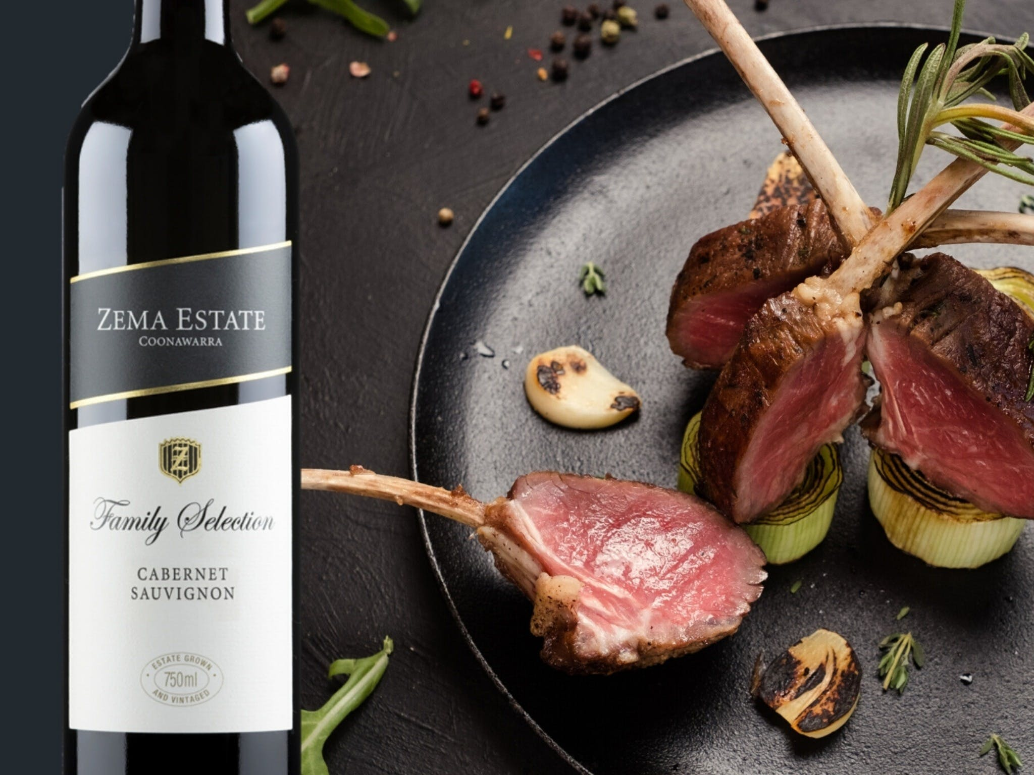 Zema Wines  a Royal Degustation - WA Accommodation