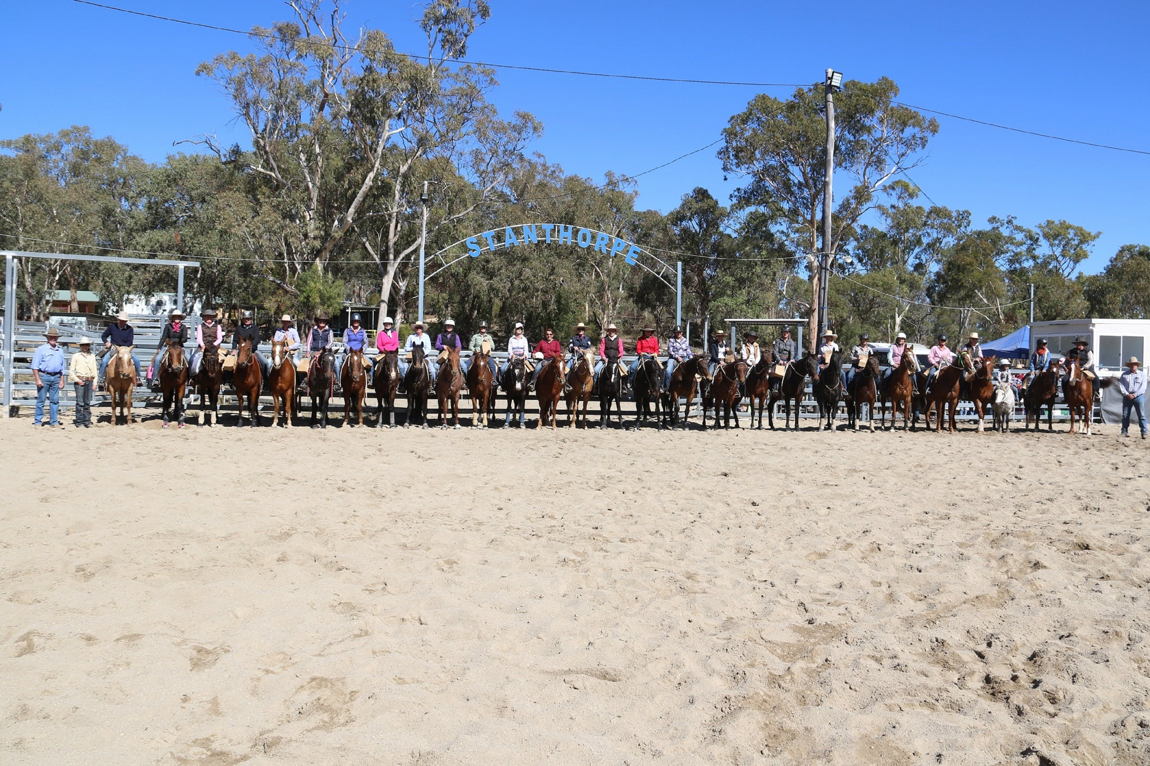 Australian Campdraft Association National Finals Campdraft 2021 - WA Accommodation