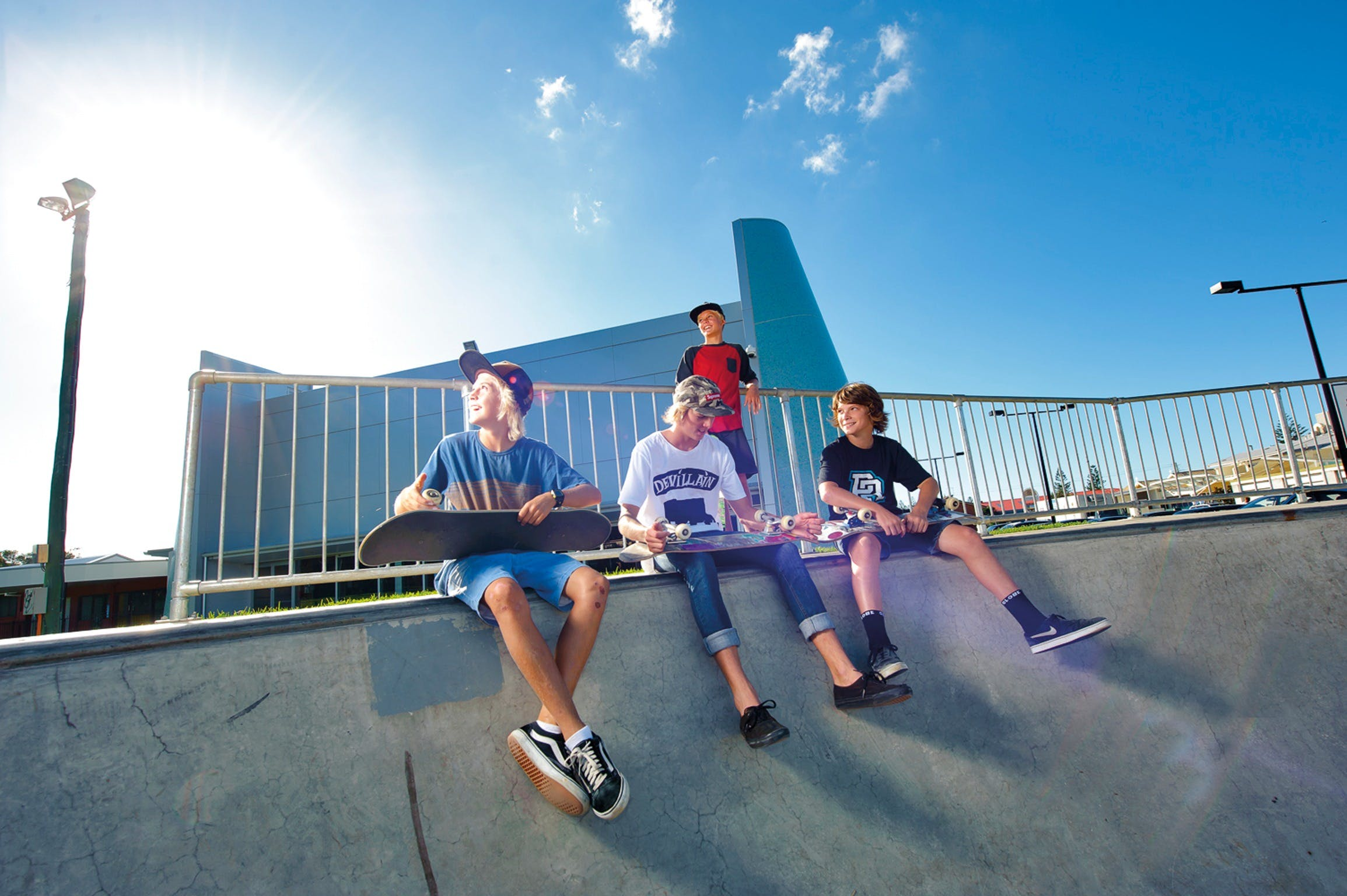 Fair Go Skate Comp - WA Accommodation