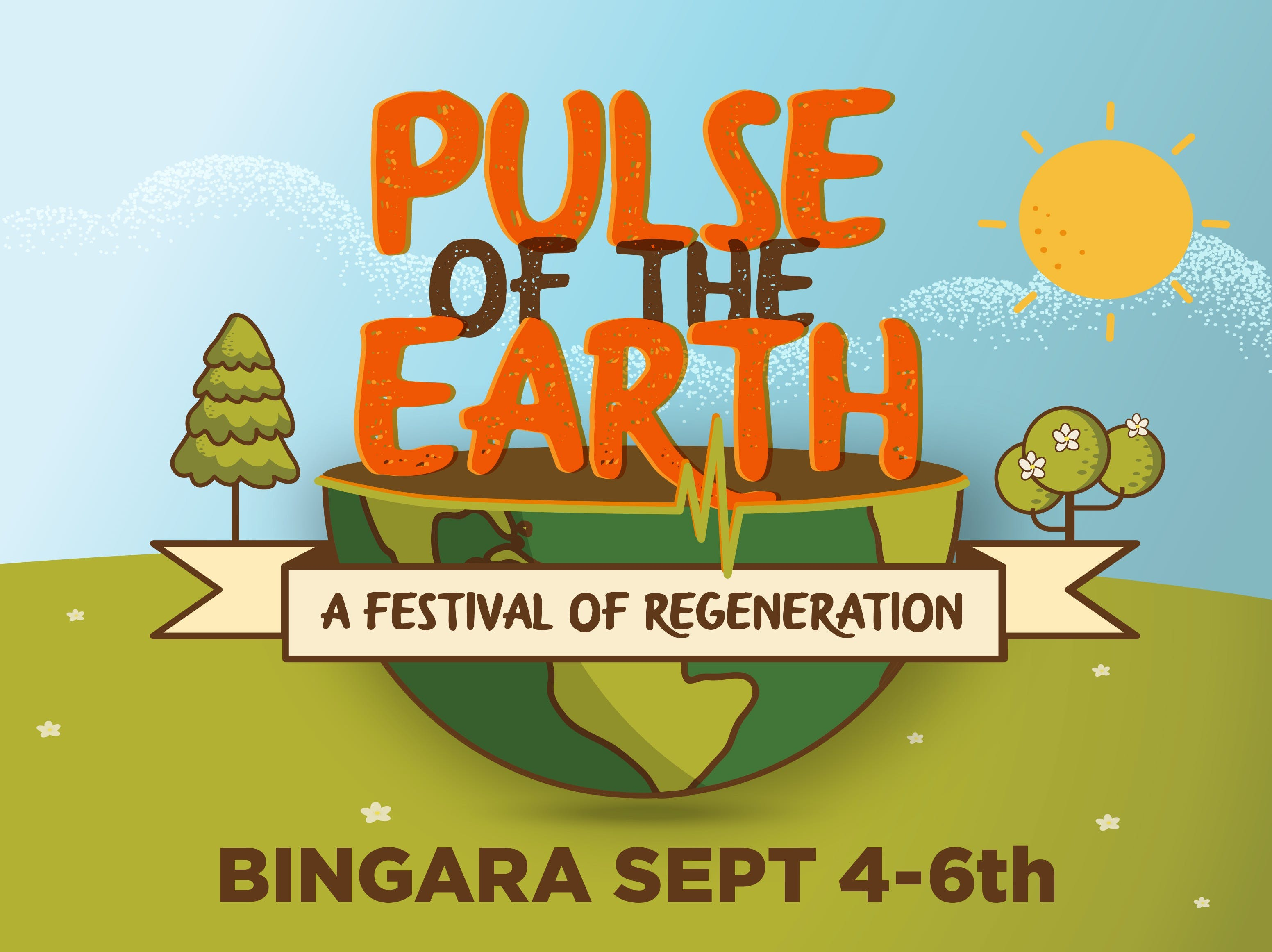Pulse of the Earth Festival - a festival of Regeneration - WA Accommodation