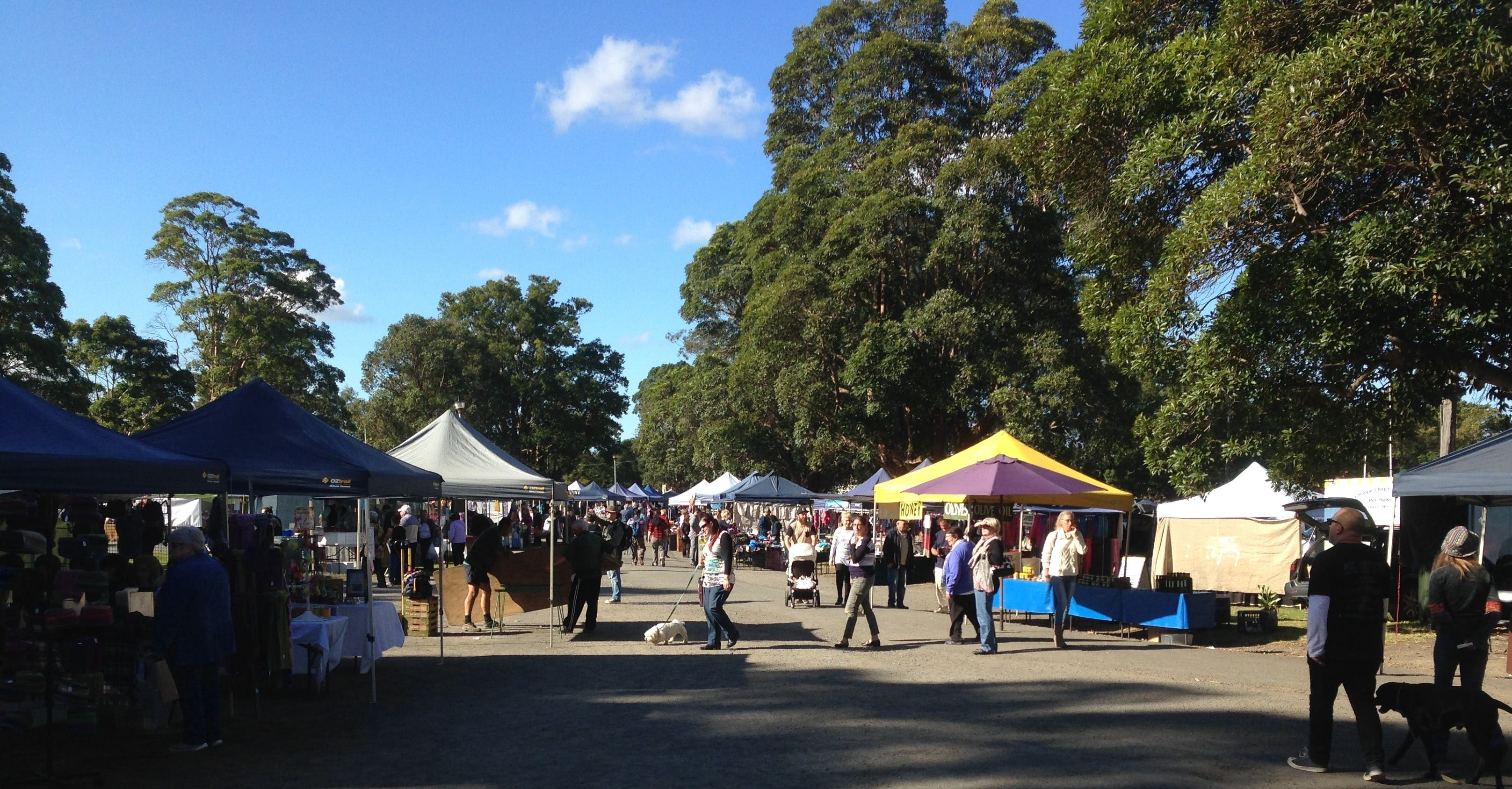 The Berry Markets - WA Accommodation
