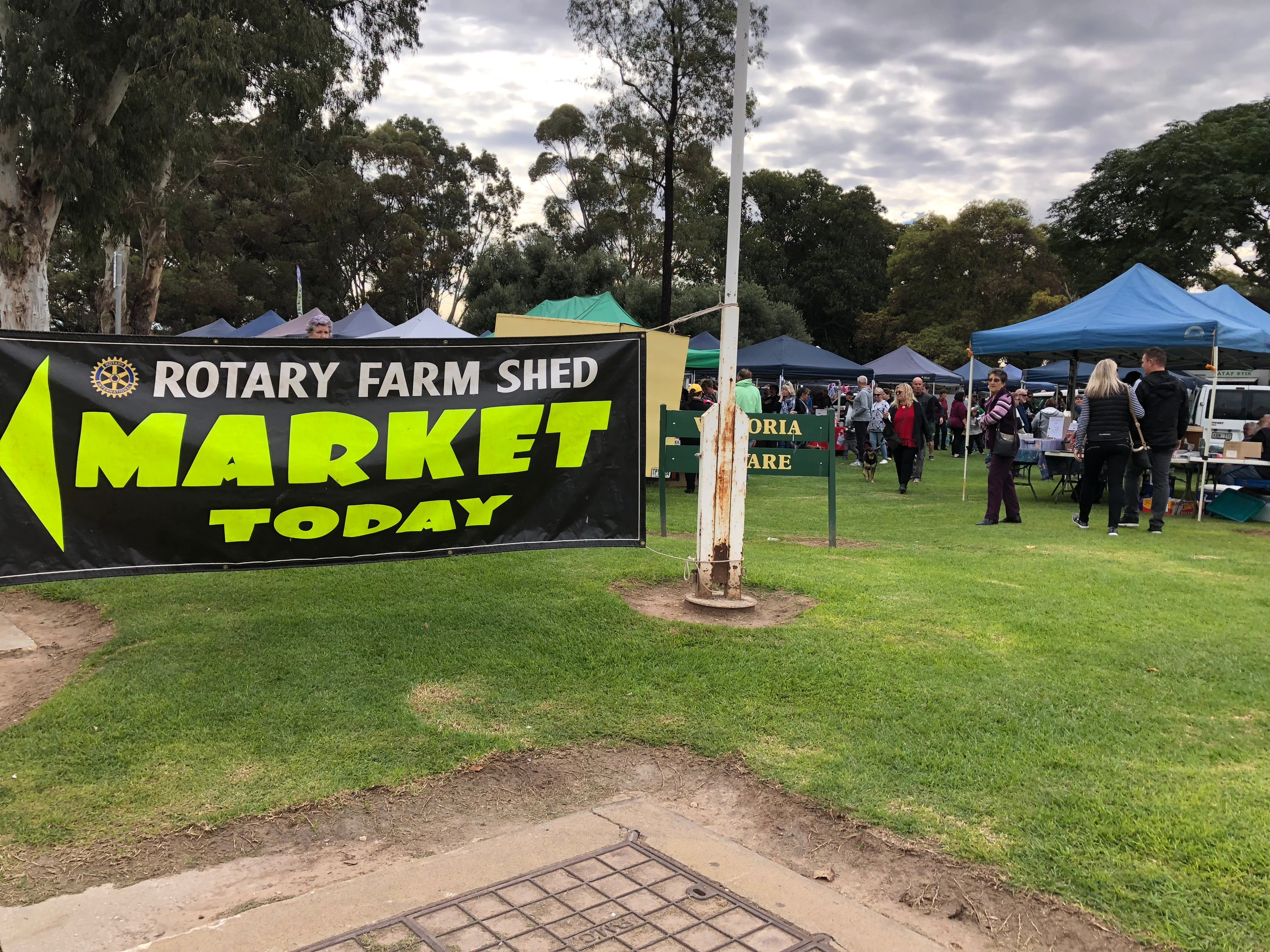 The Rotary Markets Kadina - WA Accommodation