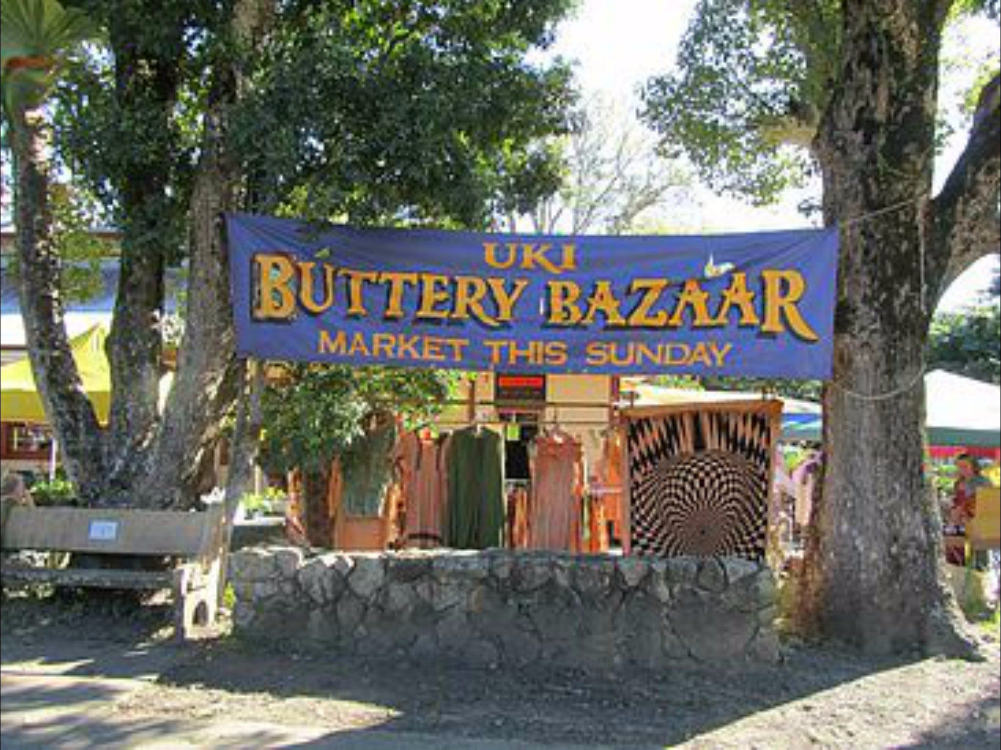 Uki Buttery Bazaar - WA Accommodation