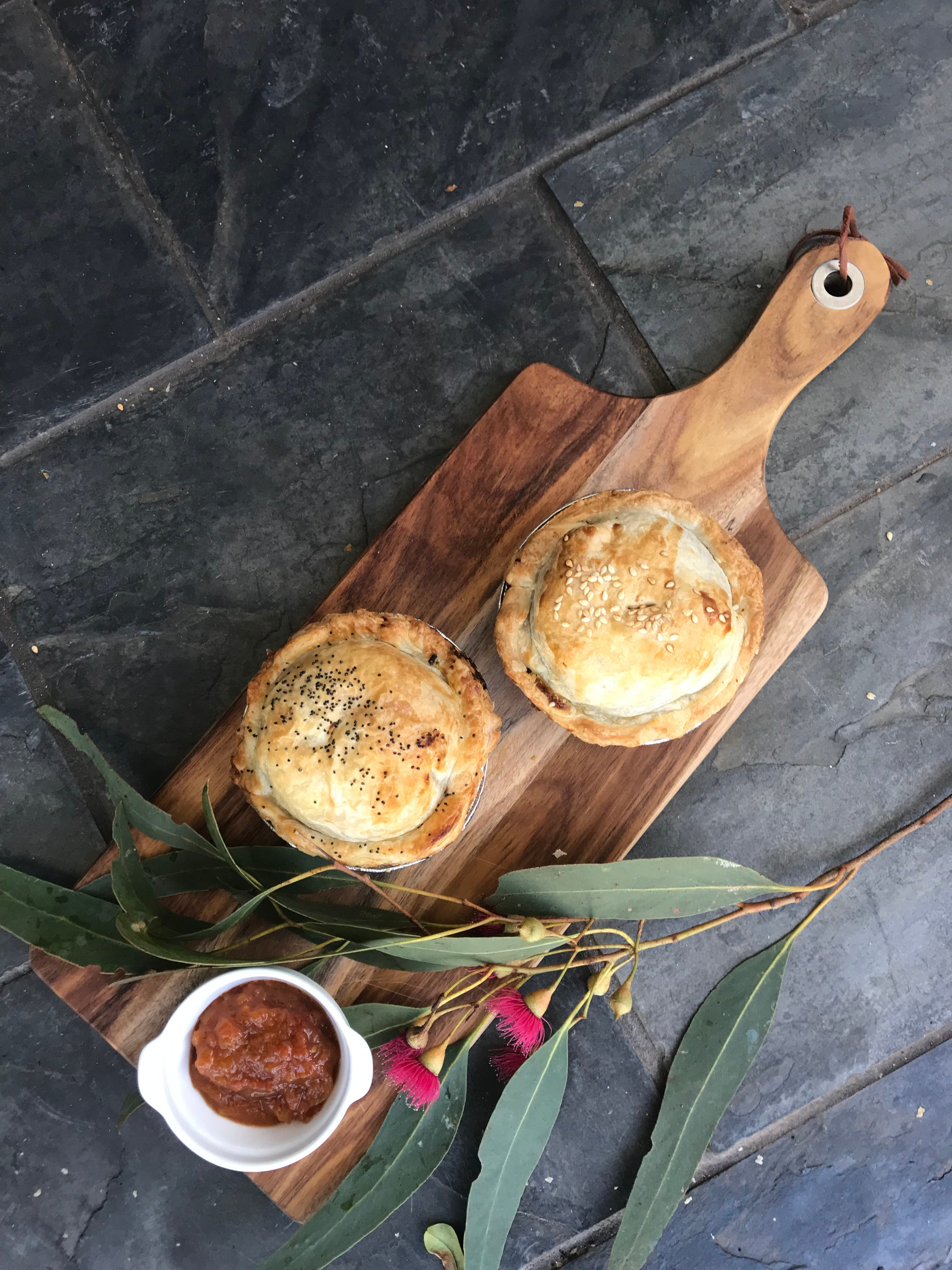 Aged Wine and Vintage Pies - WA Accommodation