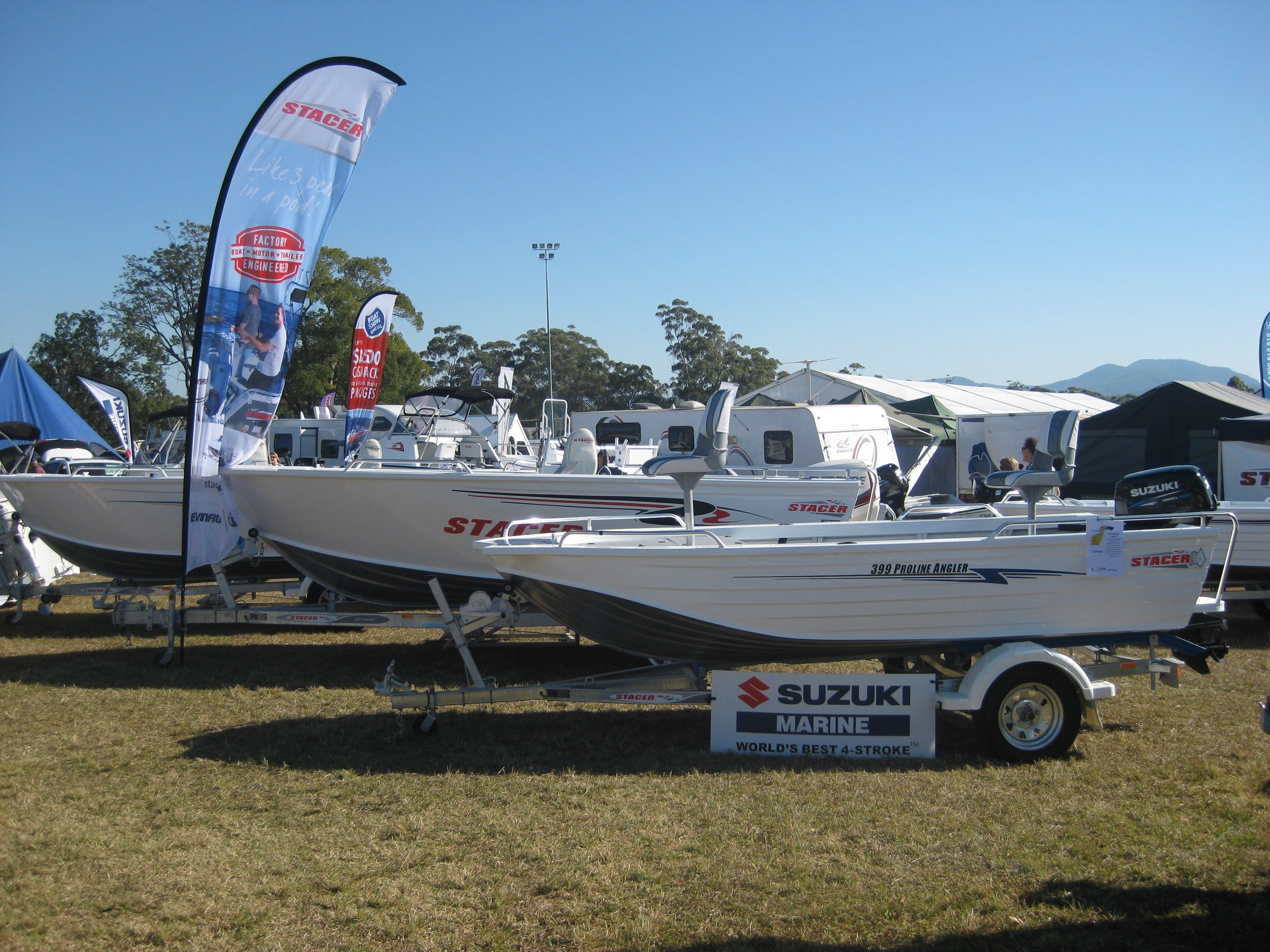 Mid North Coast Caravan Camping 4WD Fish and Boat Show - WA Accommodation