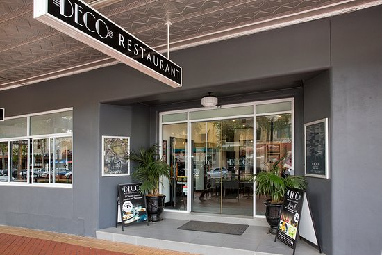 Deco Wine Bar  Restaurant - WA Accommodation