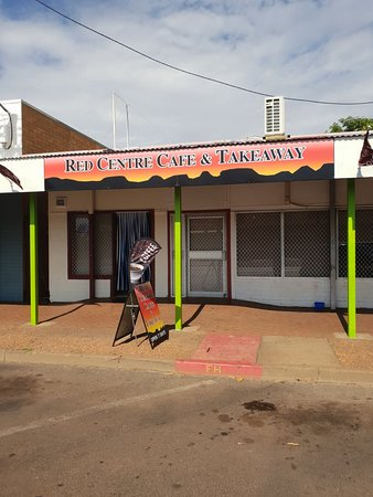Red Centre Cafe and Takeaway - WA Accommodation