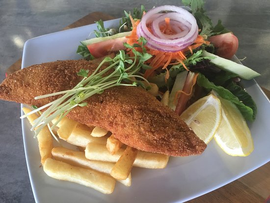 Cedar Park Fish and Chips - WA Accommodation