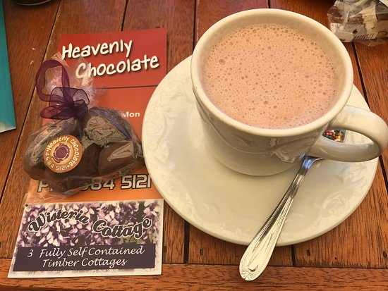 Stanthorpe's Heavenly Chocolate at Wisteria Cottage - WA Accommodation