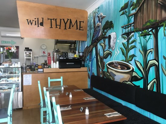 Wild THYME Dining - WA Accommodation