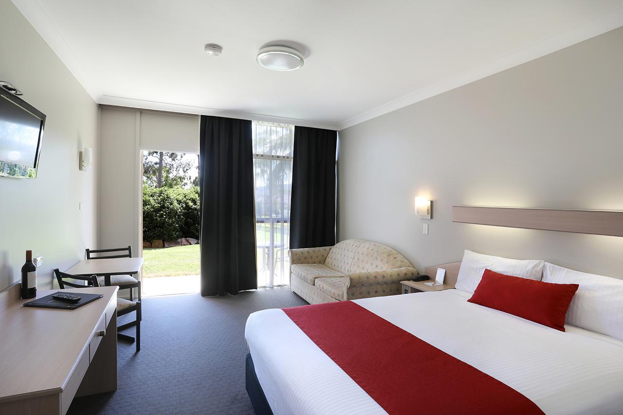 Econo Lodge Tamworth - WA Accommodation