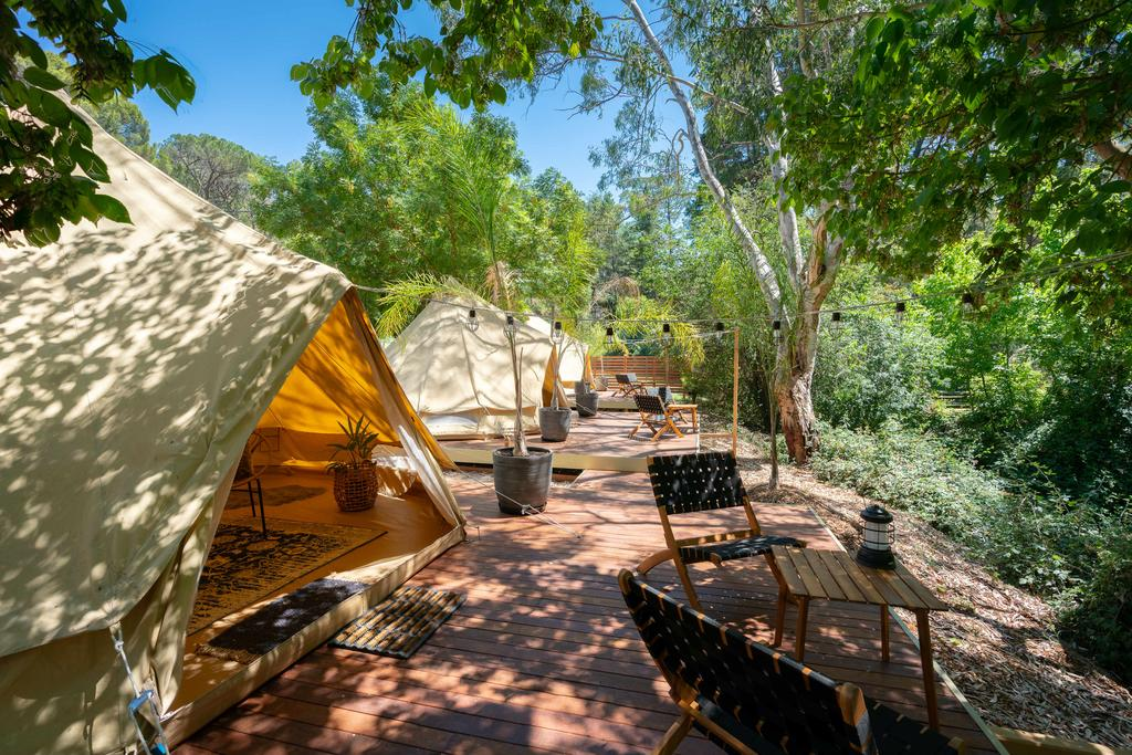 Castlemaine Gardens Luxury Glamping - WA Accommodation