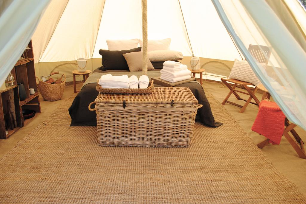 Cosy Tents - Daylesford - WA Accommodation