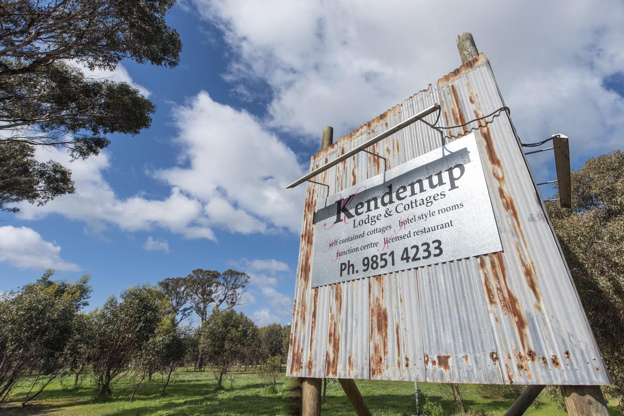 Kendenup Cottages and Lodge - WA Accommodation