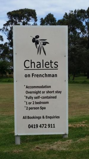 Chalets on Frenchman - WA Accommodation