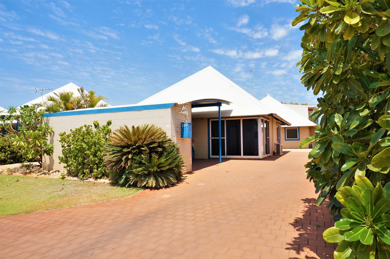 Osprey Holiday Village Unit 119 - Close to the pool - WA Accommodation