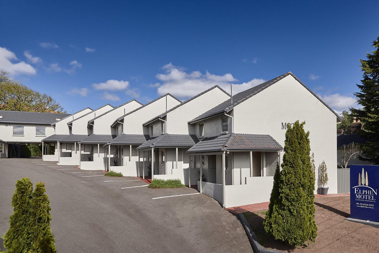 Elphin Motel  Serviced Apartments - WA Accommodation