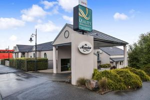 Quality Inn  Suites The Menzies - WA Accommodation