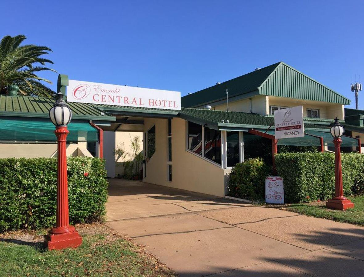 Emerald Central Hotel - WA Accommodation