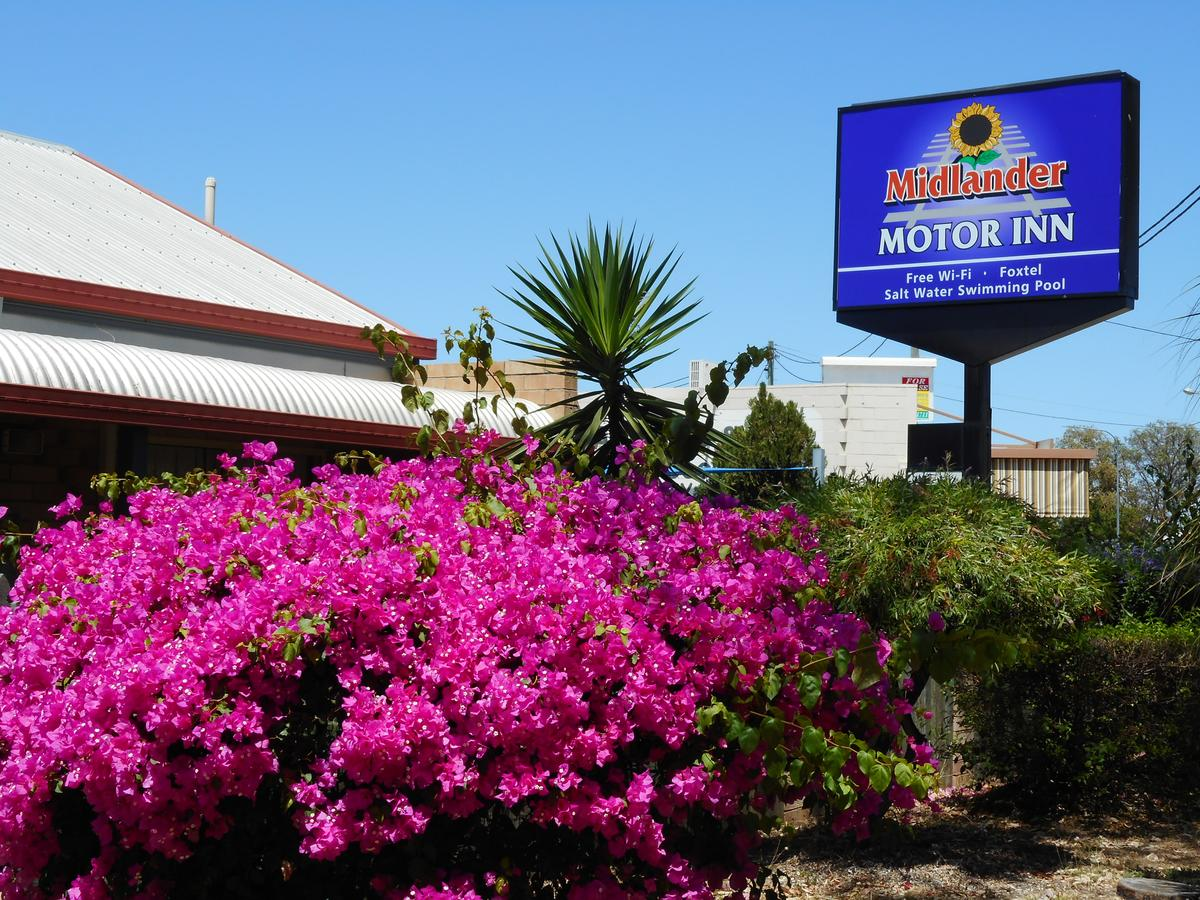 Midlander Motor Inn - WA Accommodation