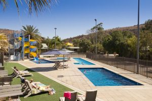 BIG4 MacDonnell Range Holiday Park - WA Accommodation